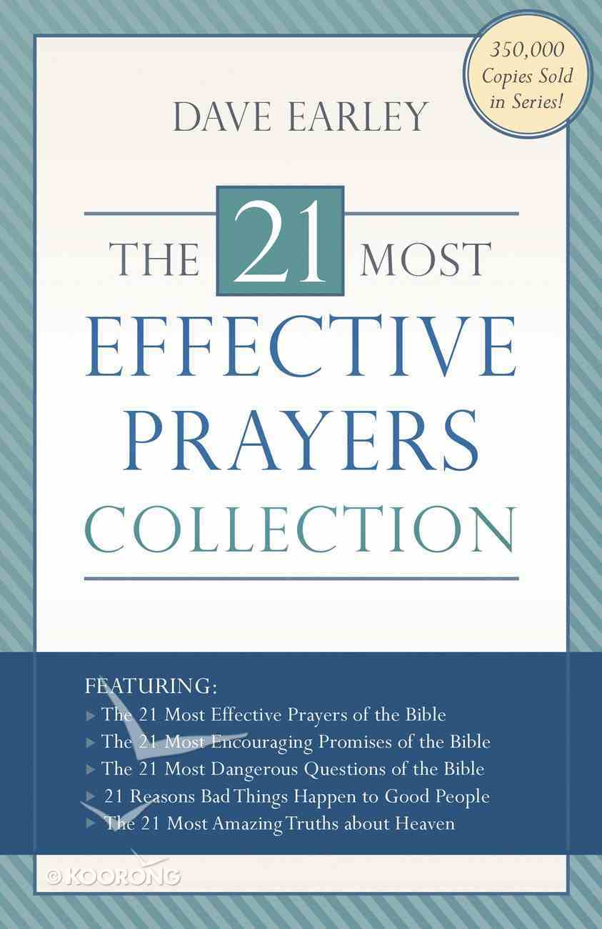 The 21 Most Effective Prayers Collection eBook