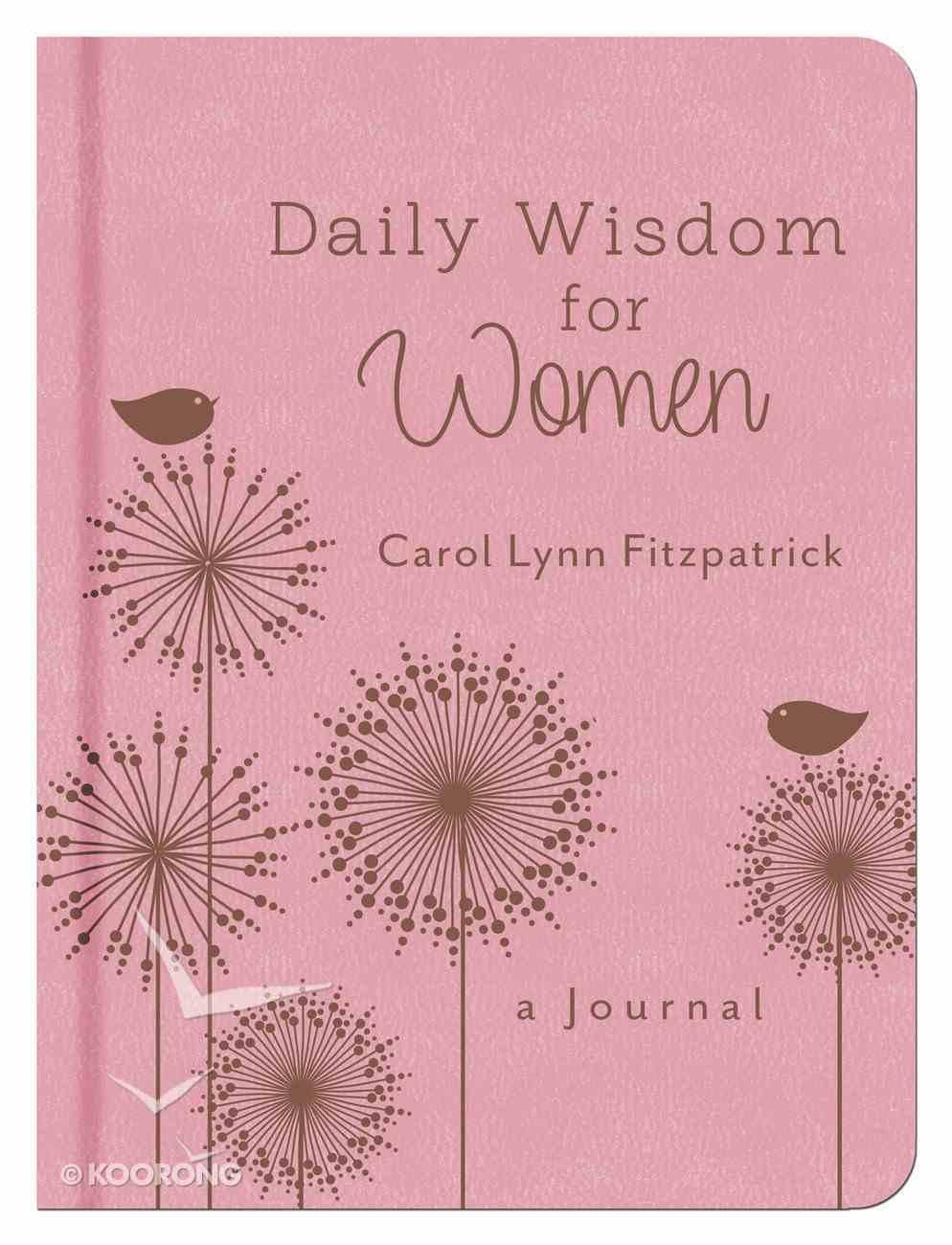 Daily Wisdom For Women eBook