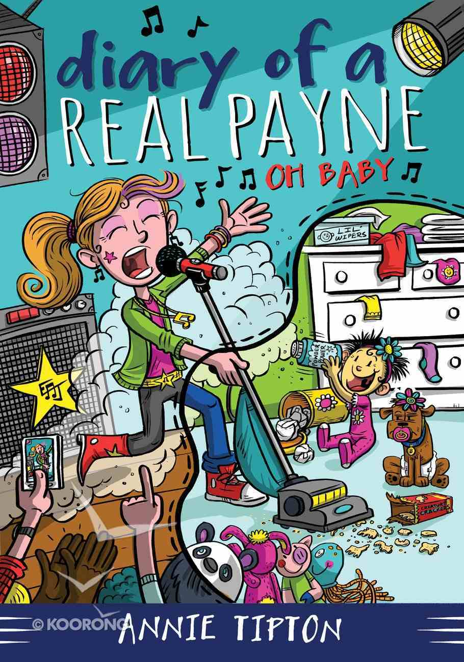 Oh Baby! (#03 in Diary Of A Real Payne Series) eBook