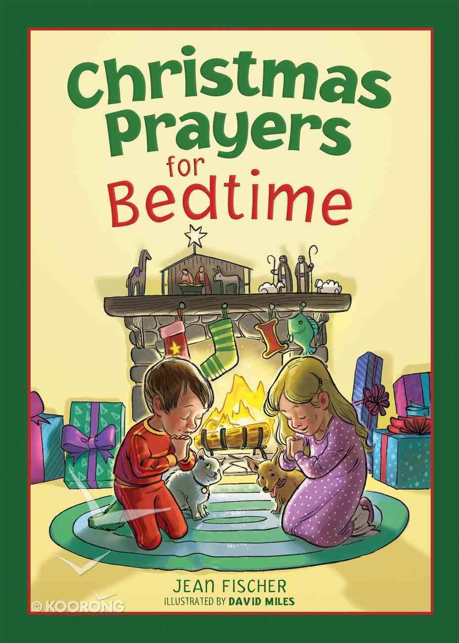 Christmas Prayers For Bedtime eBook