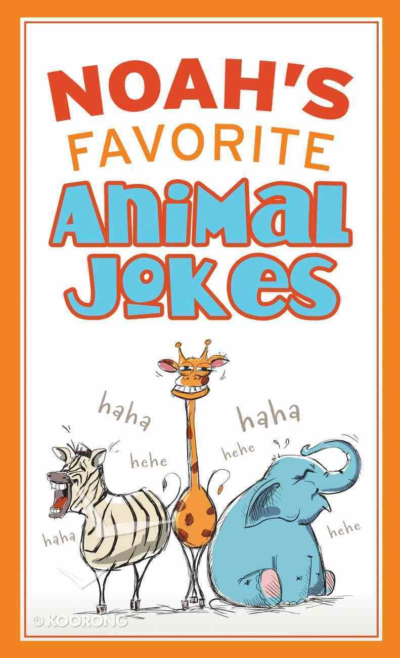 Noah's Favorite Animal Jokes eBook