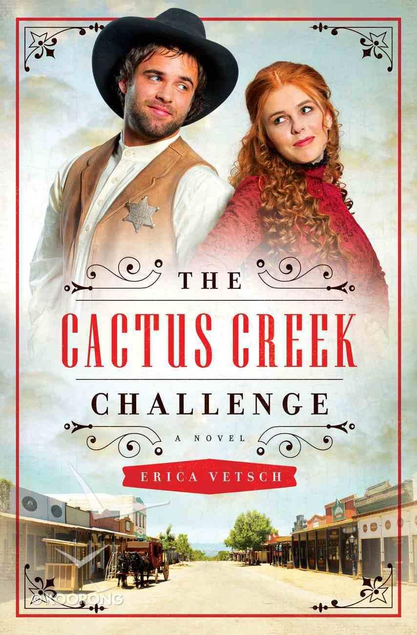 The Cactus Creek Challenge eBook