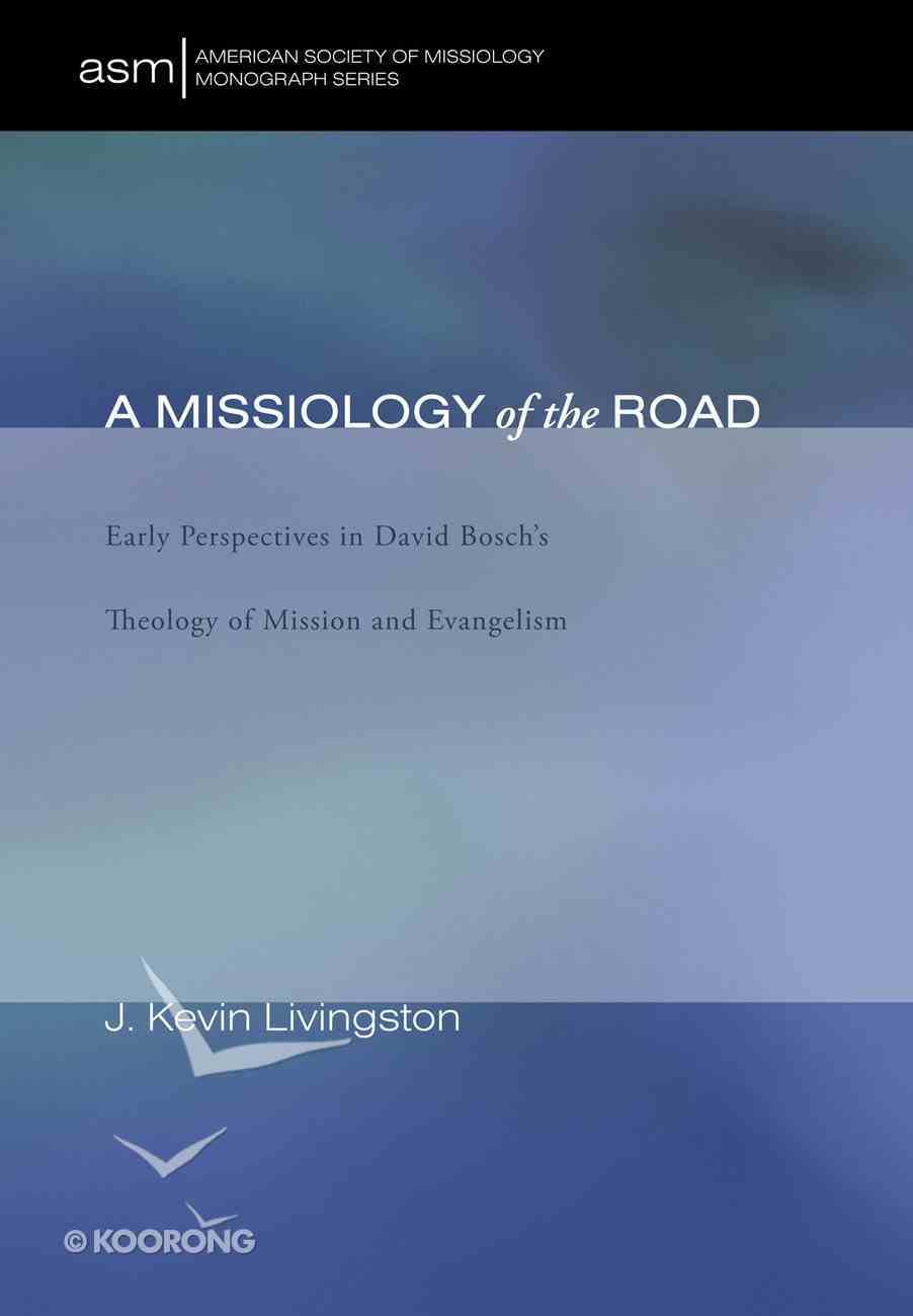 A Missiology of the Road eBook
