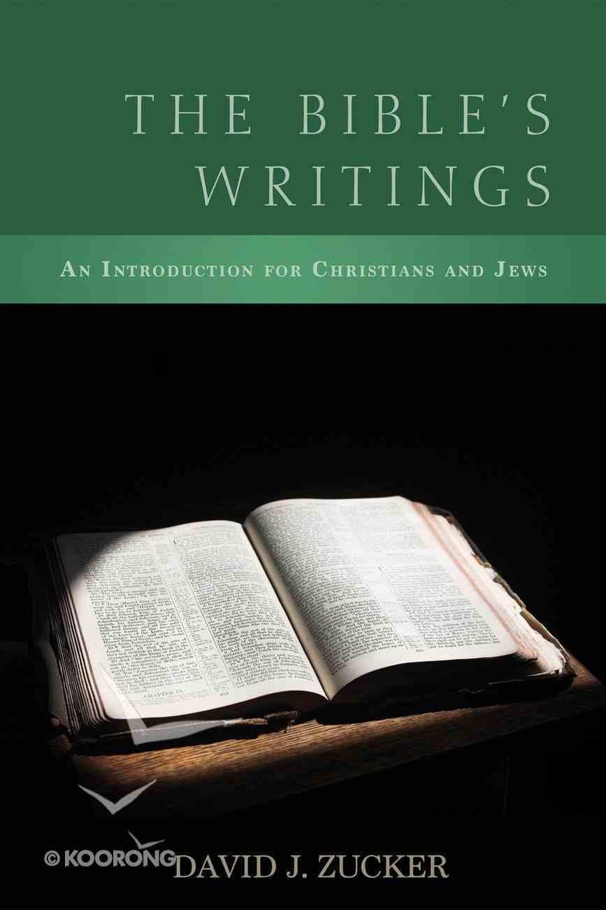 The Bible's Writings eBook