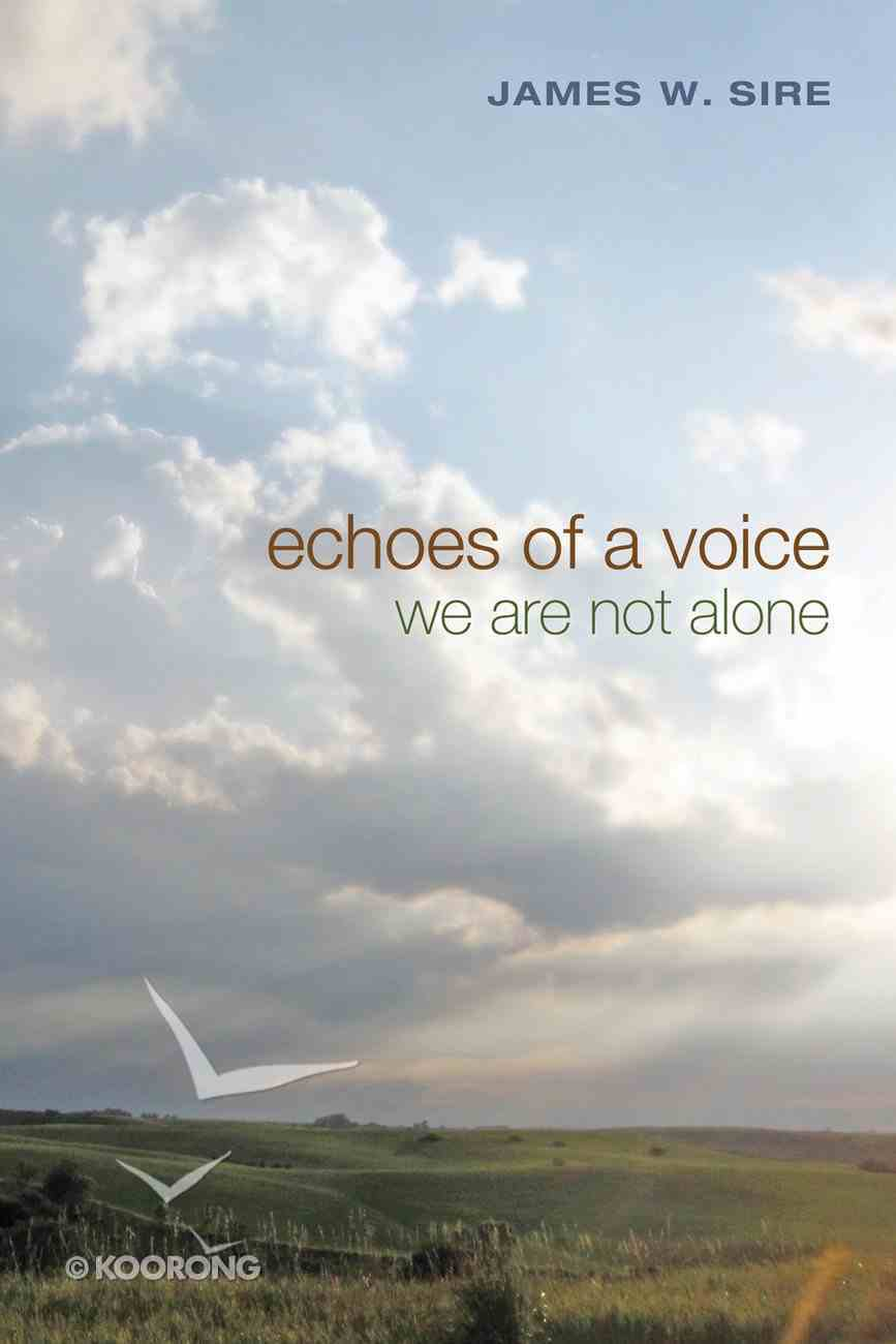 Echoes of a Voice eBook