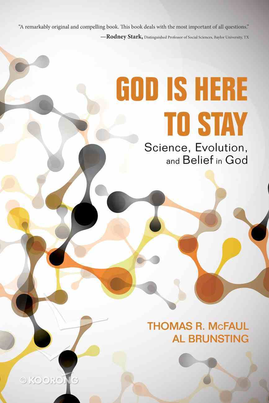 God is Here to Stay eBook