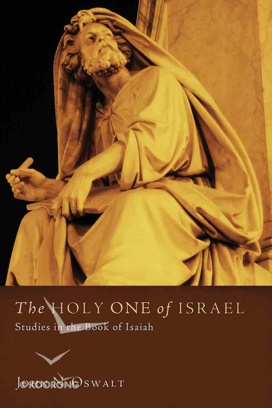 The Holy One of Israel eBook
