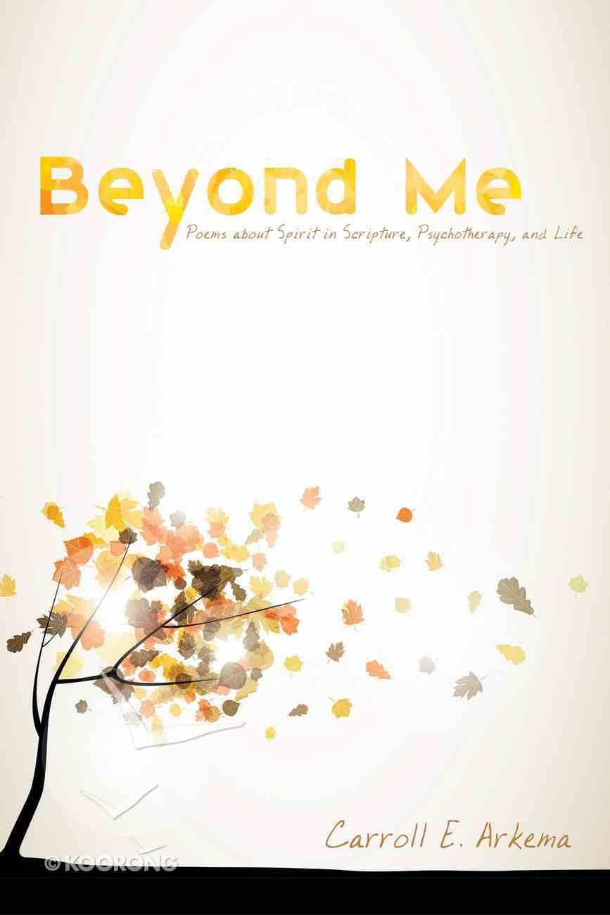 Beyond Me eBook