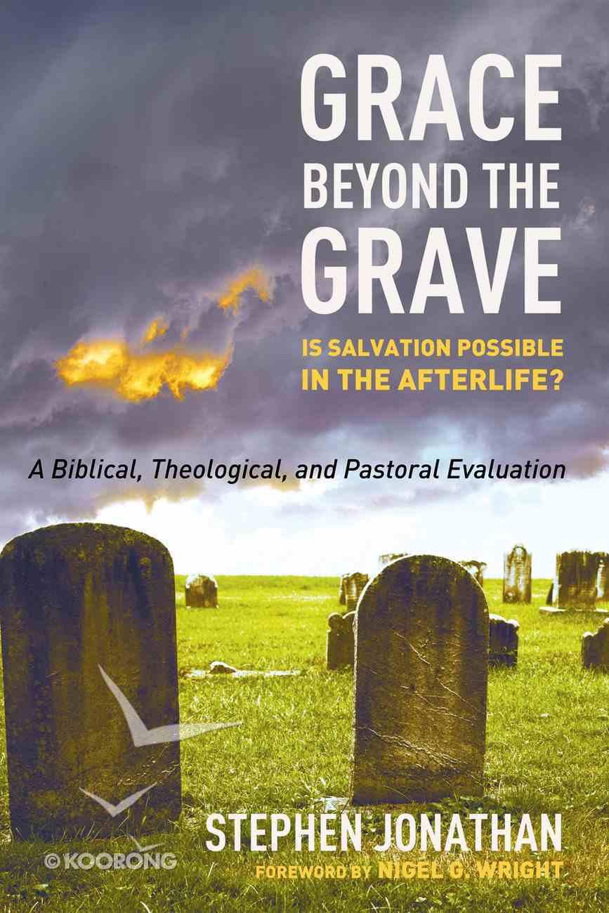Grace Beyond the Grave eBook