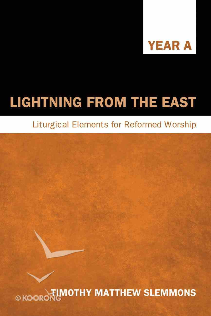 Lightning From the East eBook