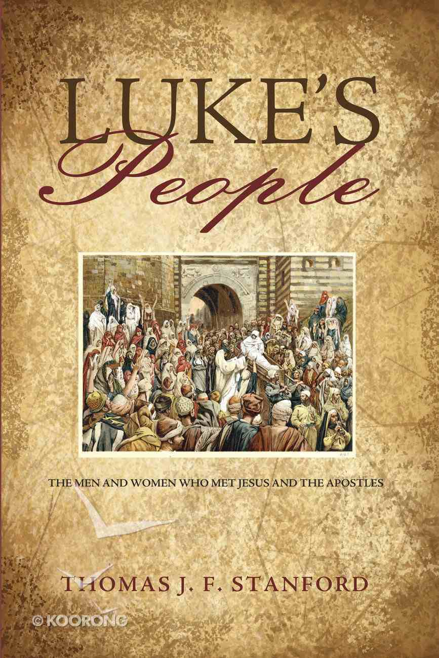 Luke's People eBook