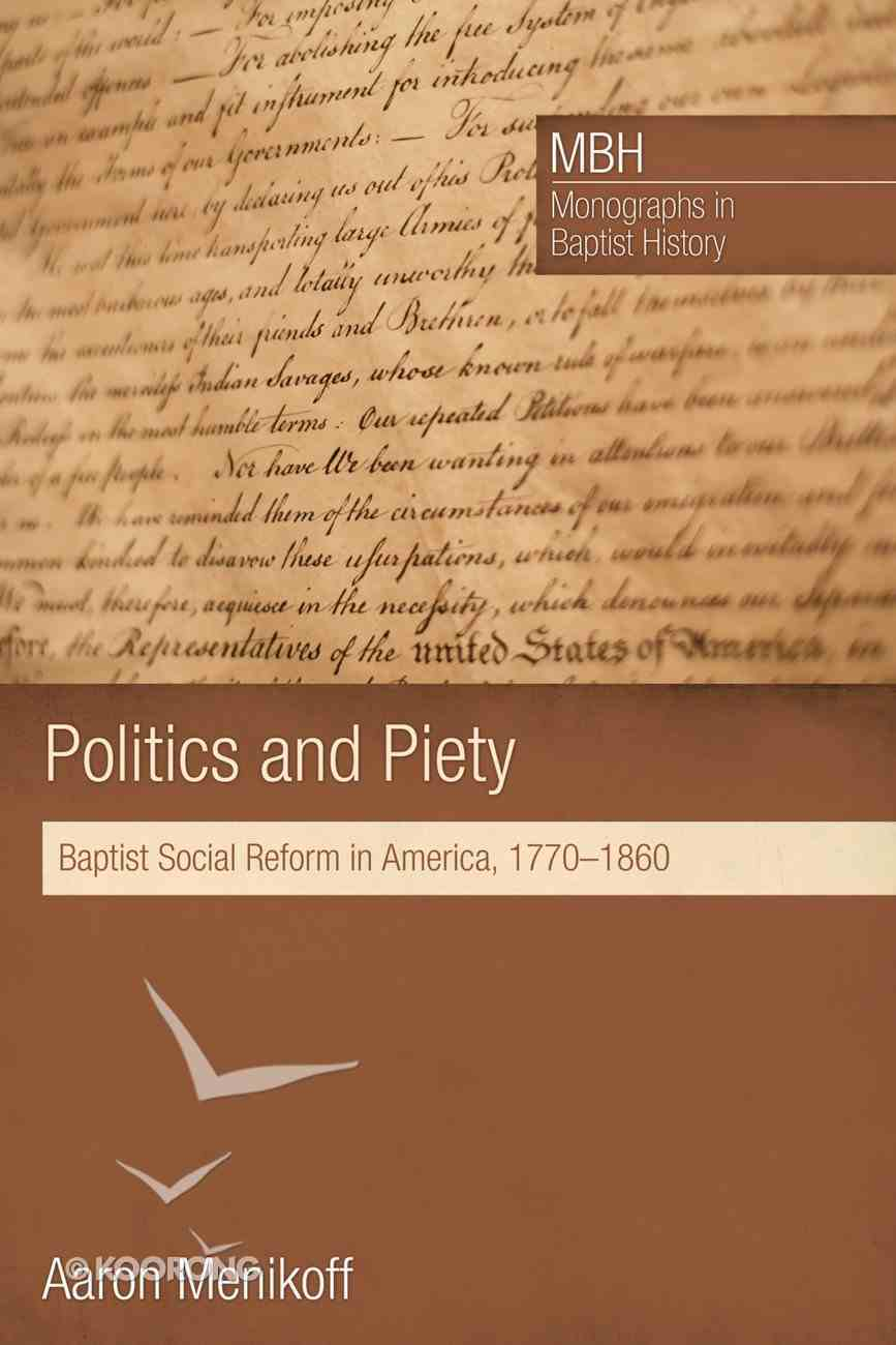 Politics and Piety eBook