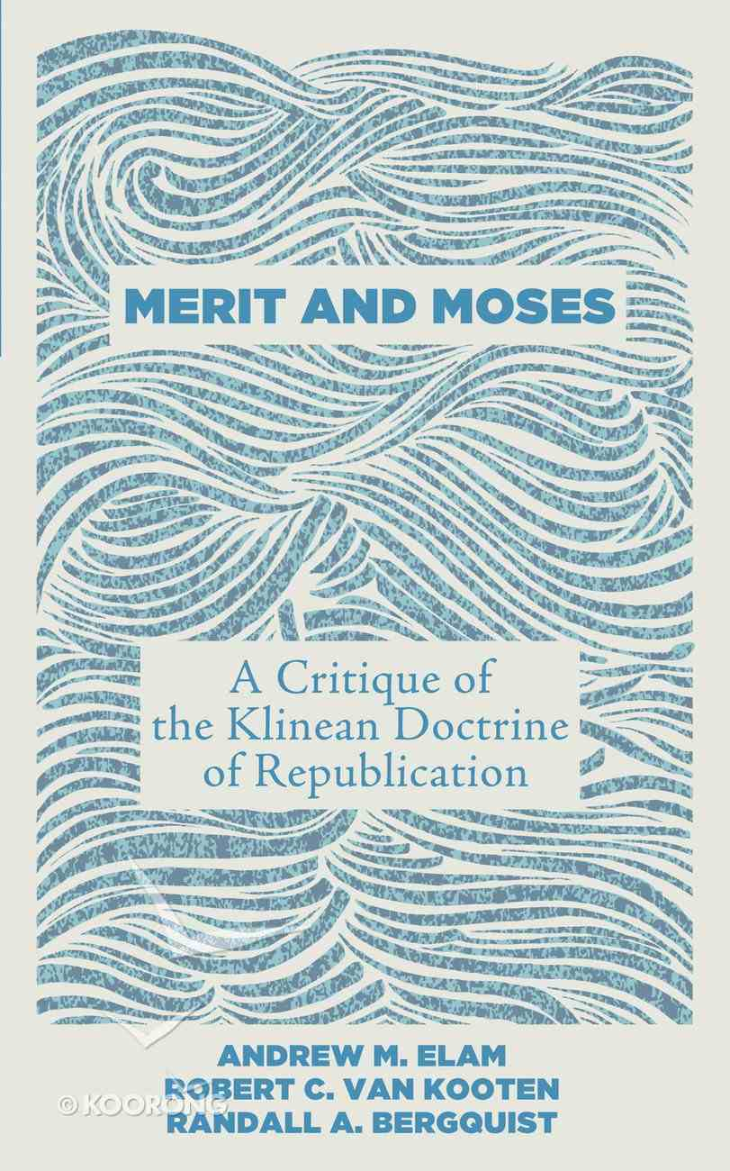 Merit and Moses eBook