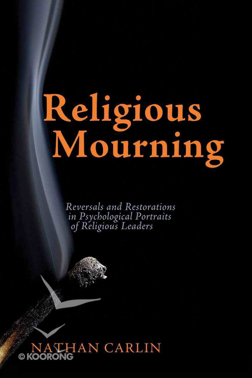 Religious Mourning eBook