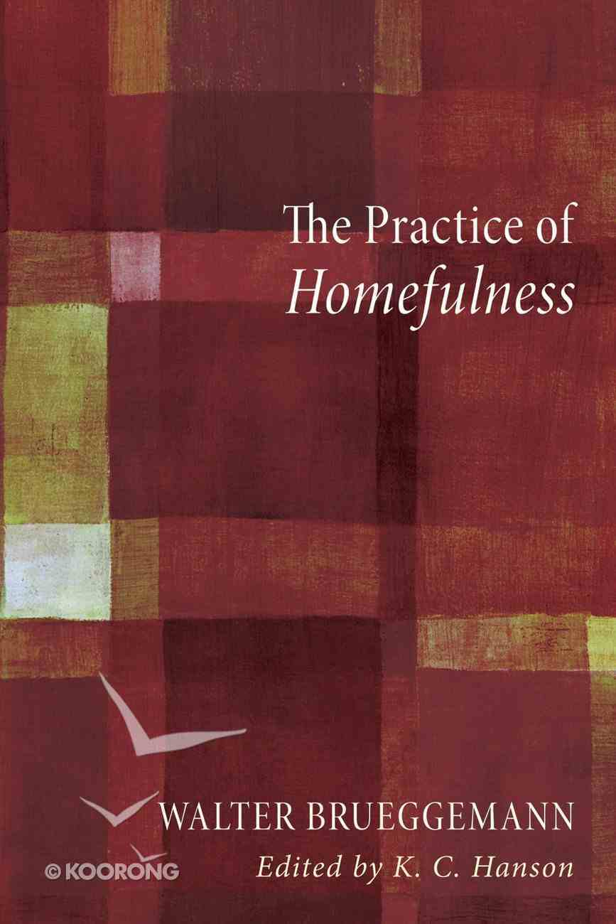 The Practice of Homefulness eBook