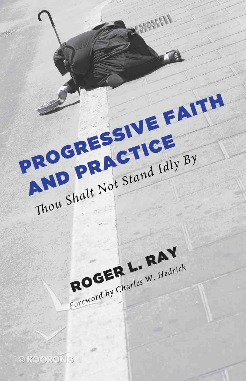 Progressive Faith and Practice eBook