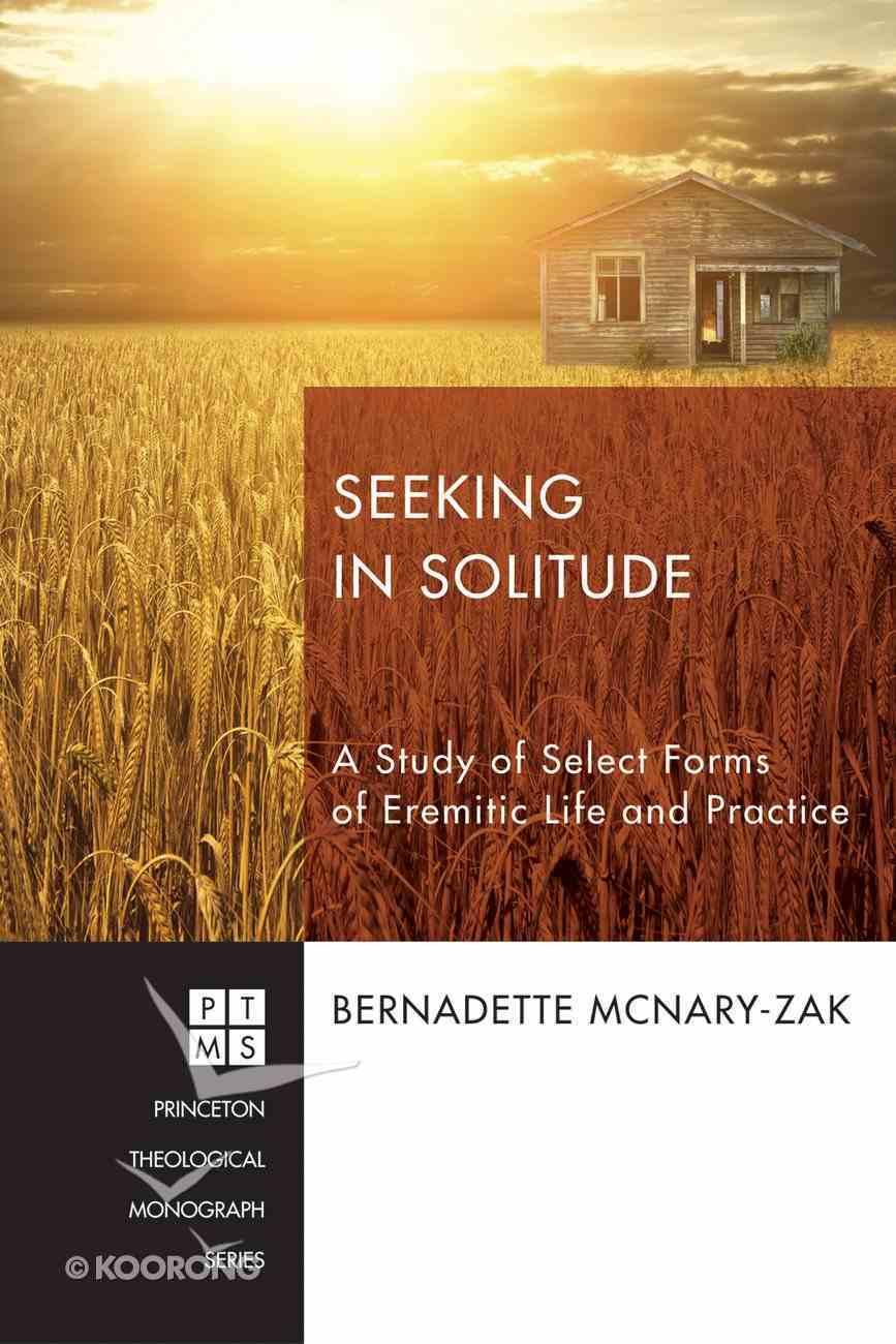 Seeking in Solitude eBook