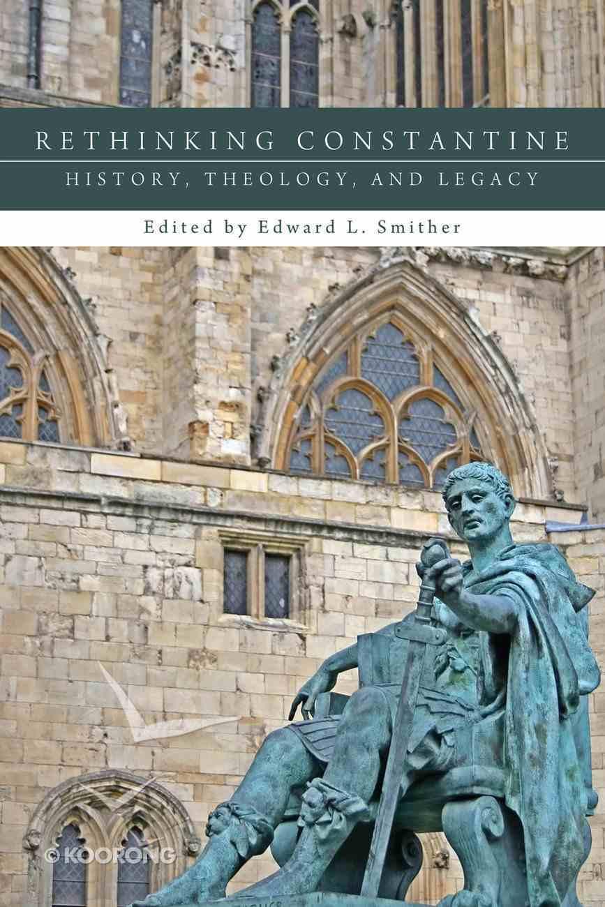 Rethinking Constantine eBook