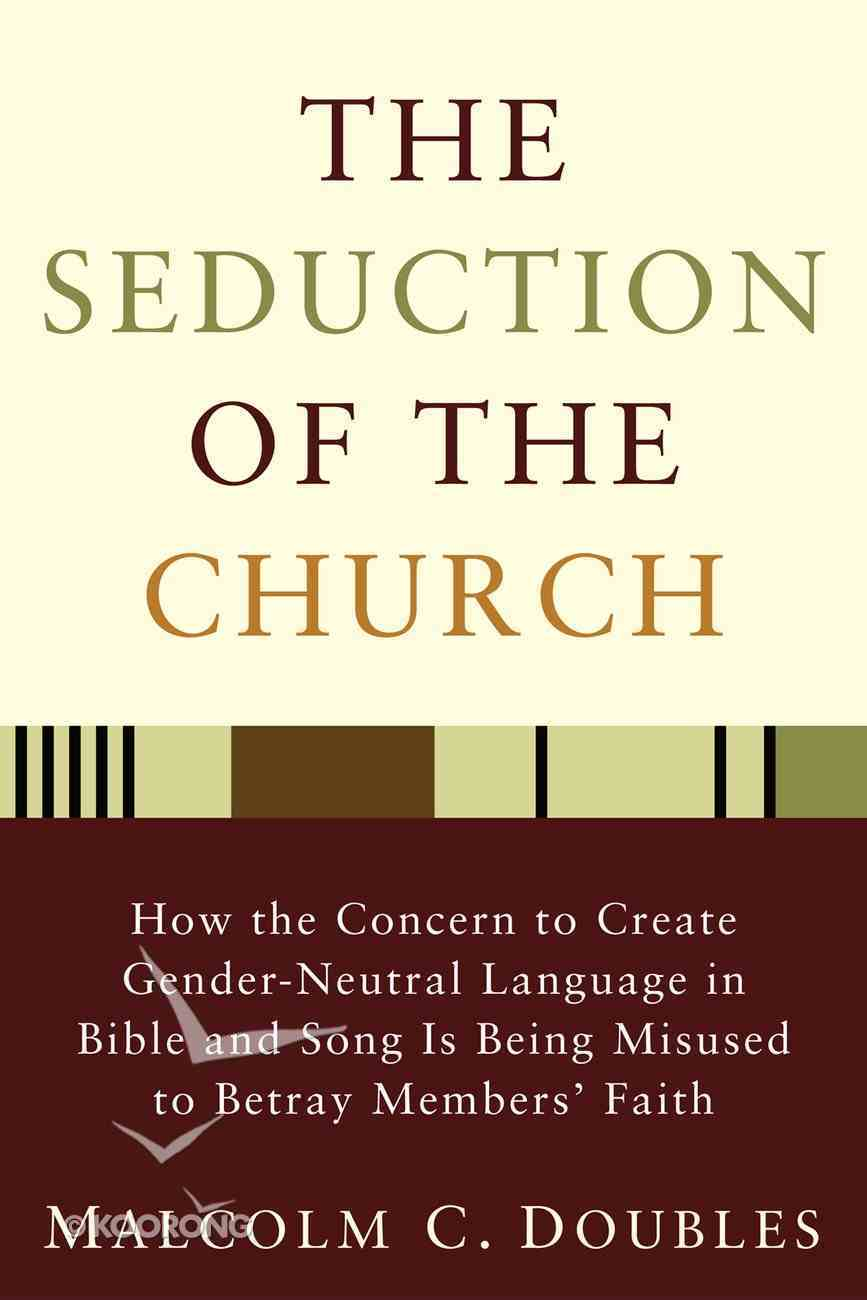 The Seduction of the Church eBook