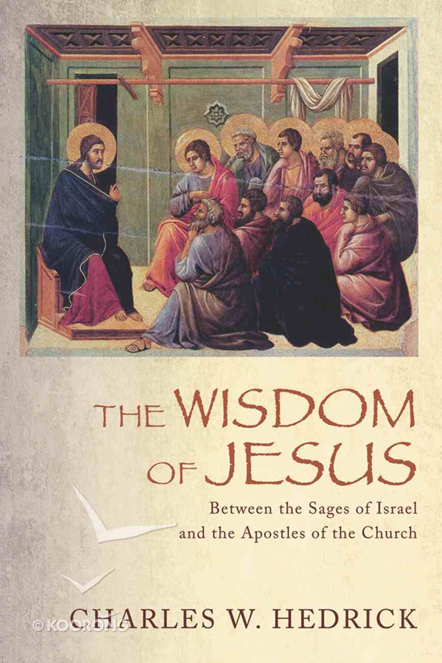 The Wisdom of Jesus eBook