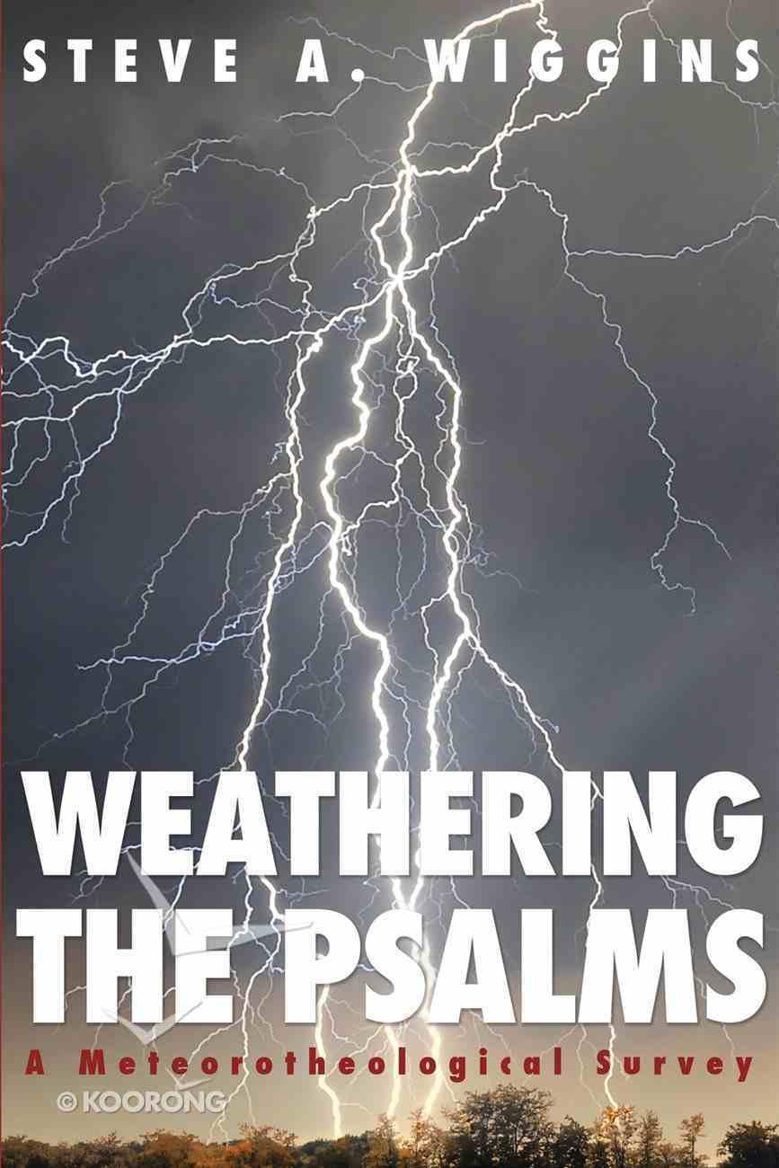 Weathering the Psalms eBook