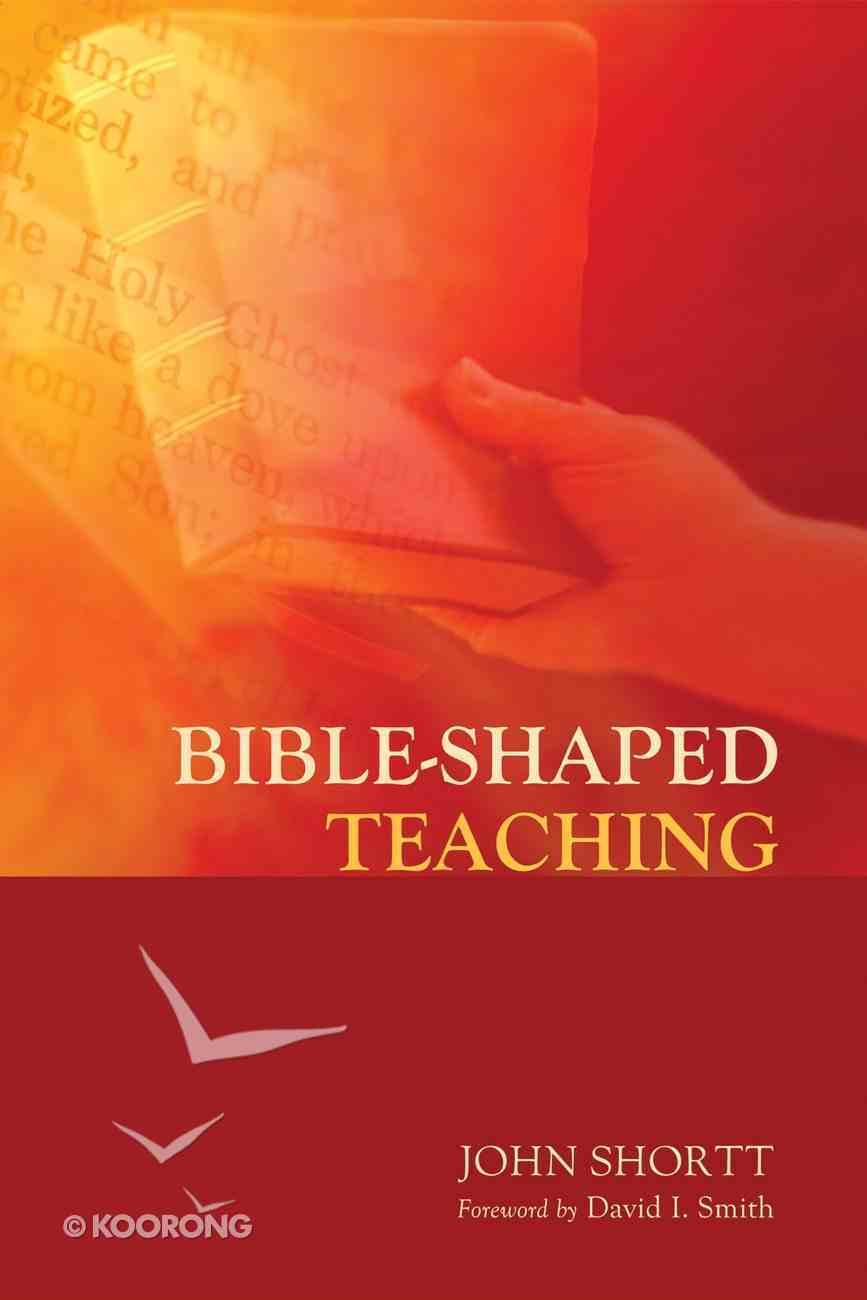 Bible-Shaped Teaching eBook