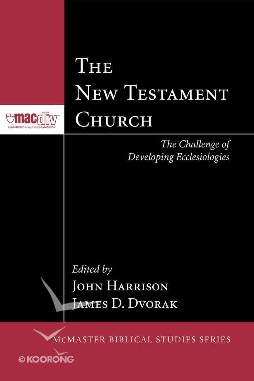 The New Testament Church eBook