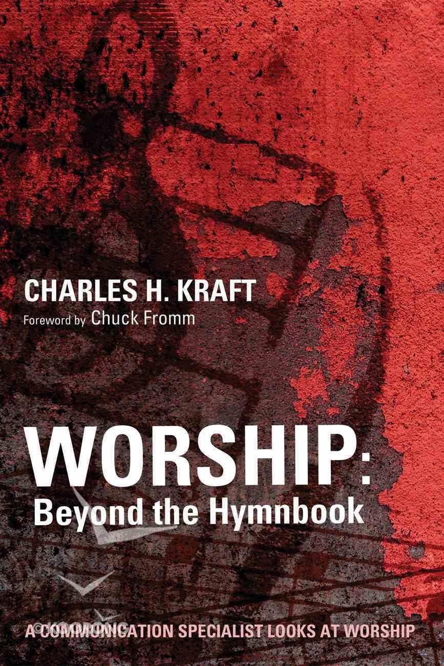 Worship: Beyond the Hymnbook eBook