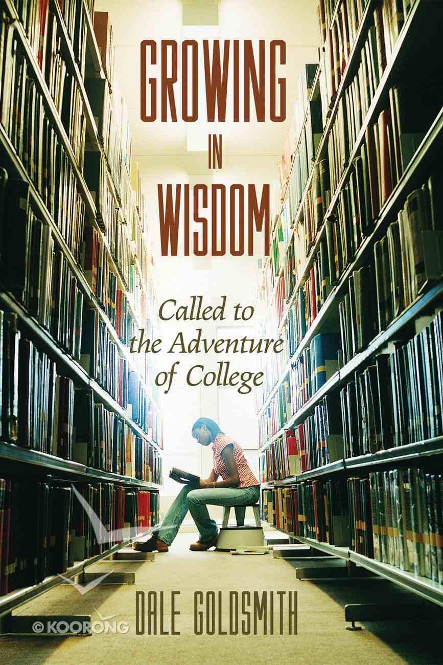 Growing in Wisdom eBook