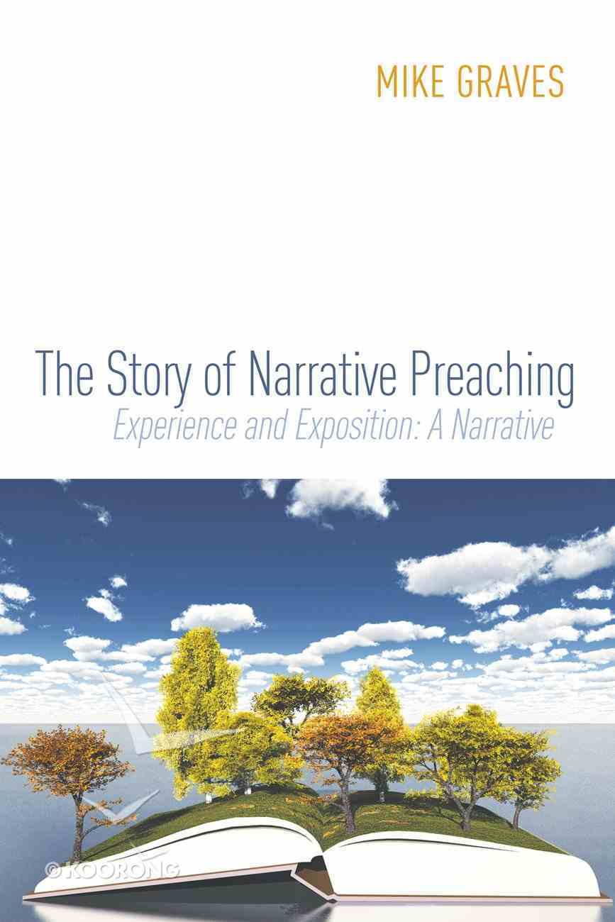 The Story of Narrative Preaching eBook