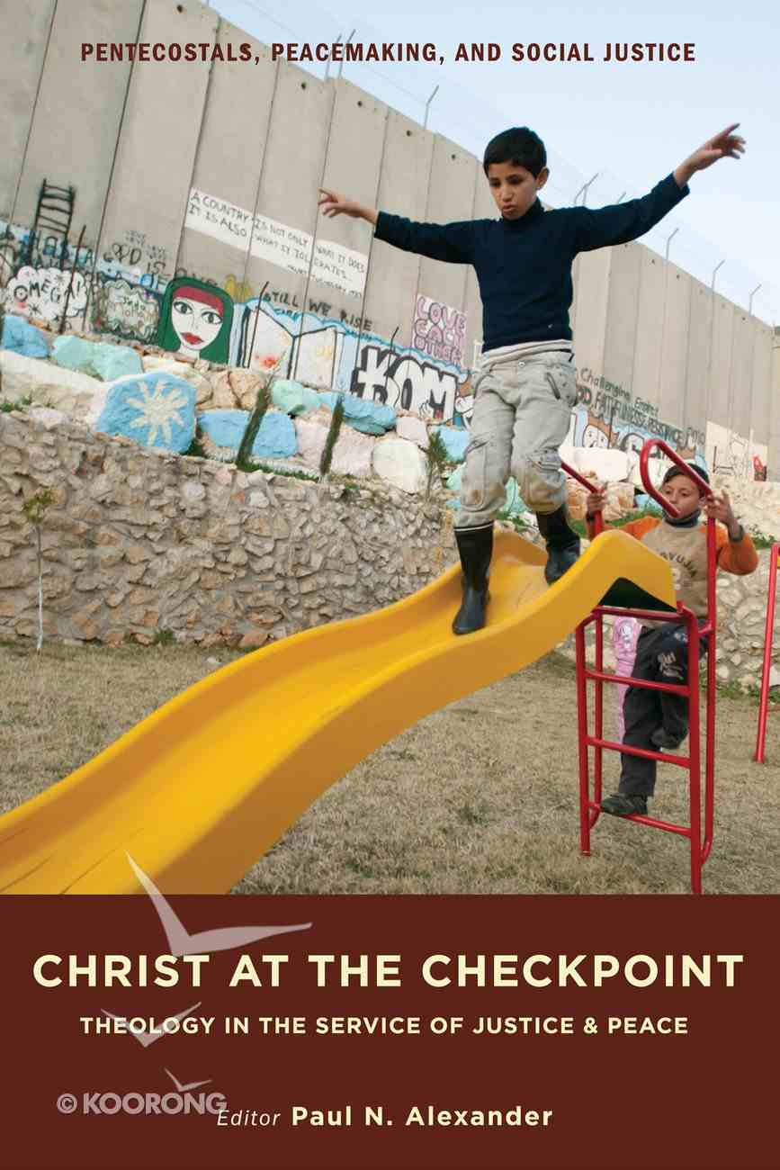 Christ At the Checkpoint eBook