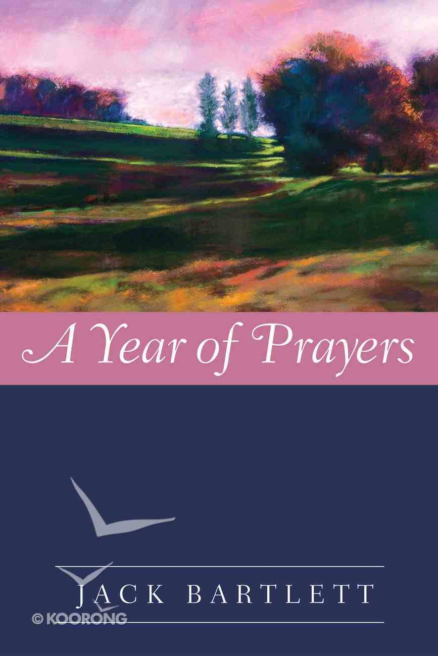 A Year of Prayers eBook