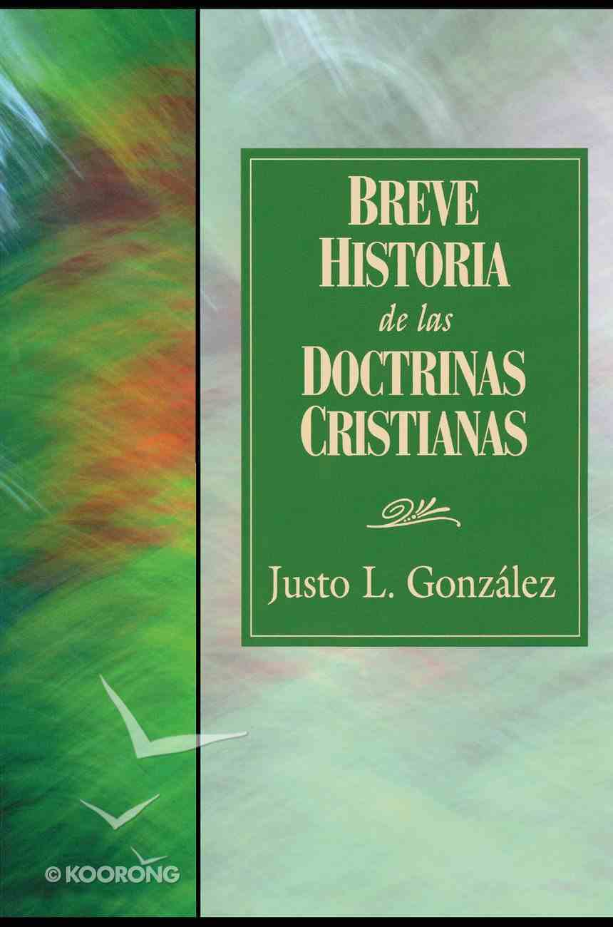 Breve Historia De Las Doctrinas Cristianas eBook