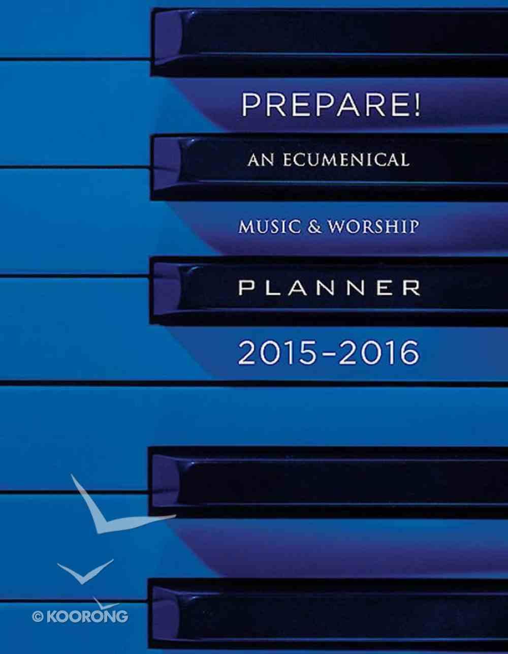 Prepare! 2015-2016 eBook