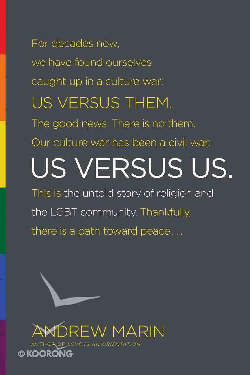 Us Versus Us eBook