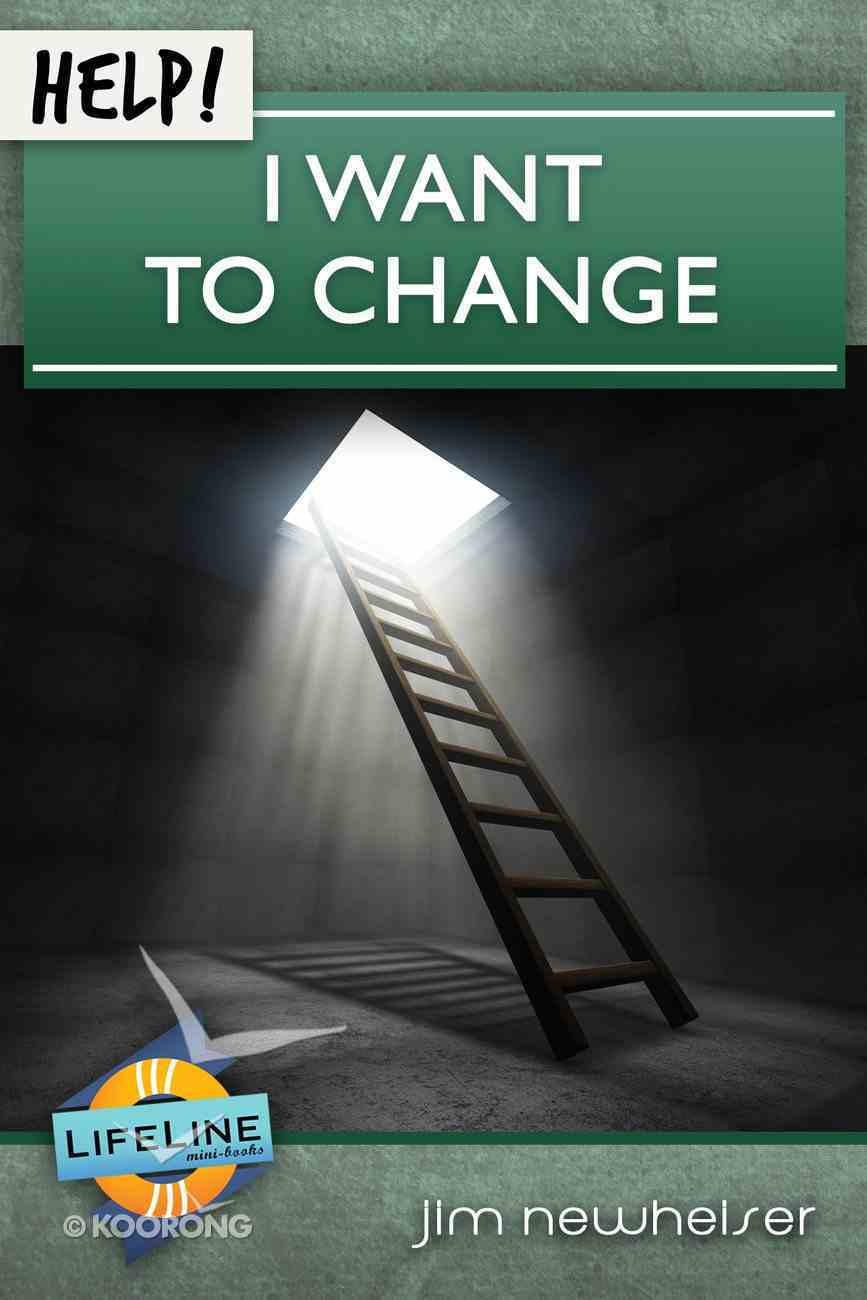 Help! I Want to Change eBook