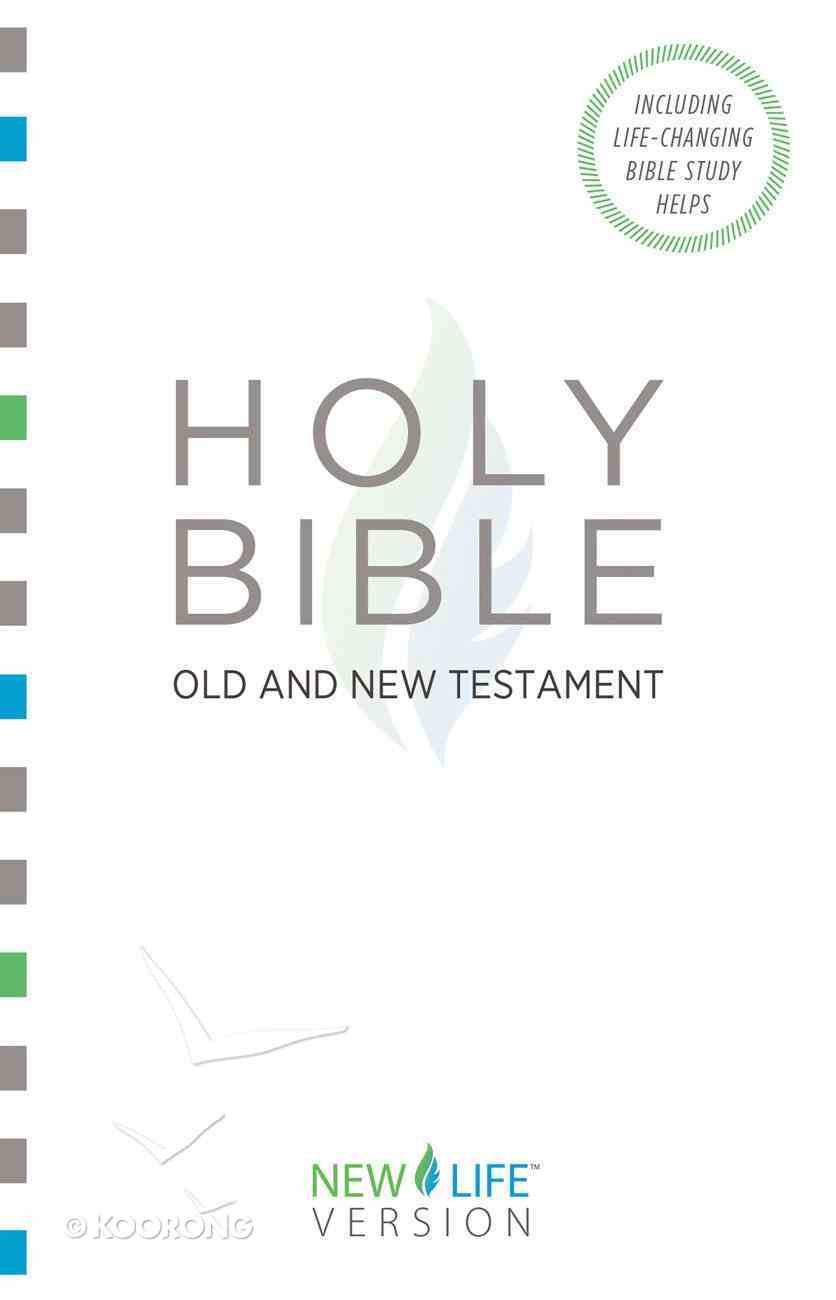 The Bible - New Life Version eBook