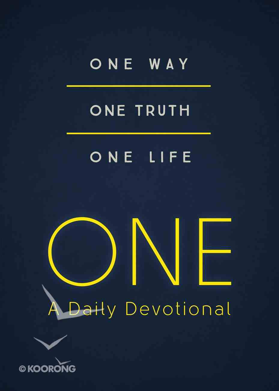 One--A Daily Devotional eBook