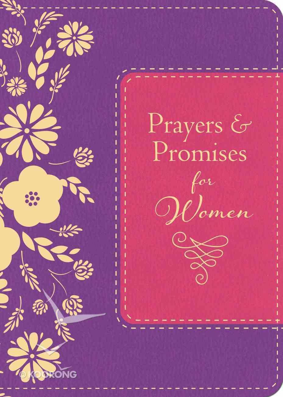 Prayers and Promises For Women (Kjv) eBook