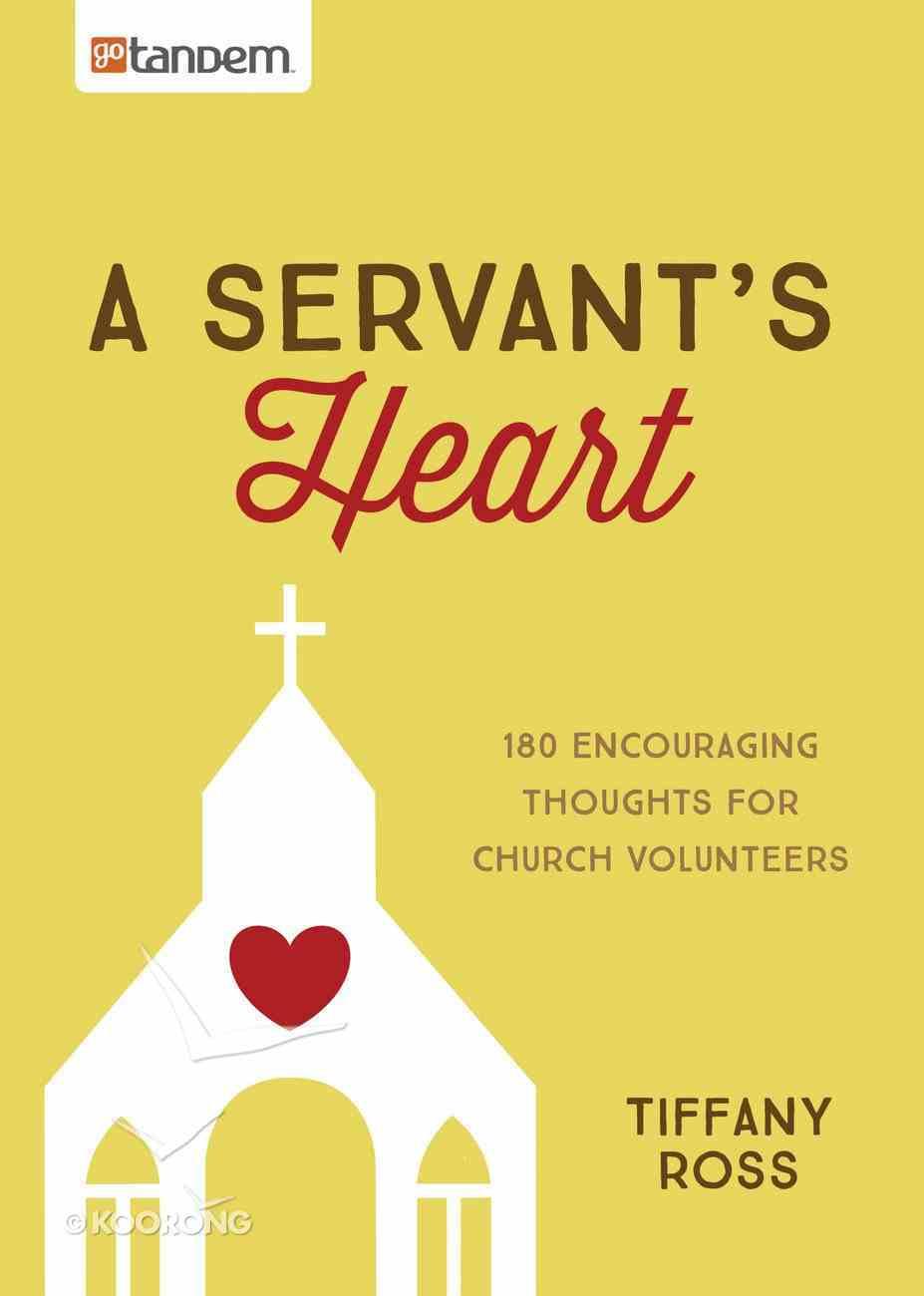 A Servant's Heart eBook