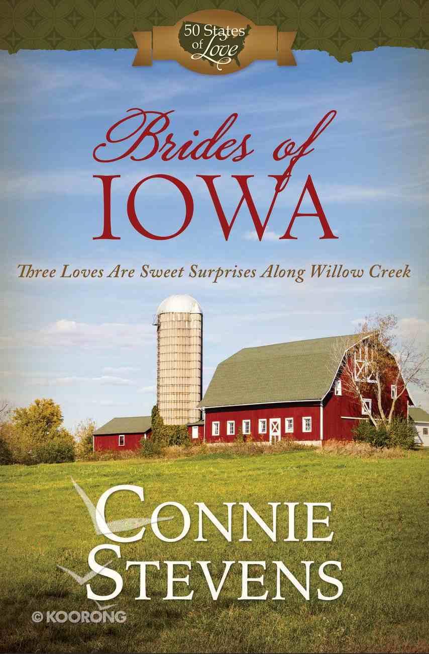 Brides of Iowa (50 States Of Love Series) eBook