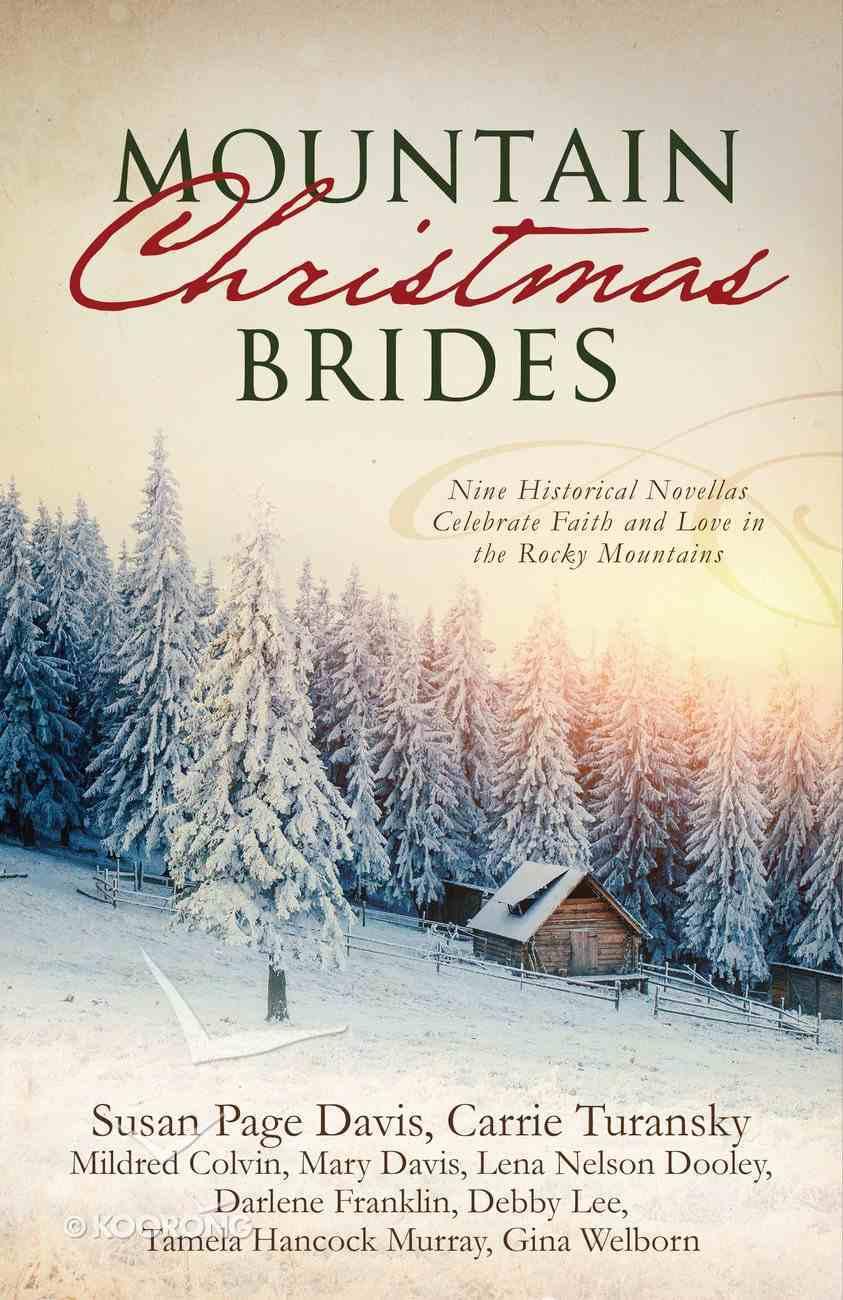 Mountain Christmas Brides eBook