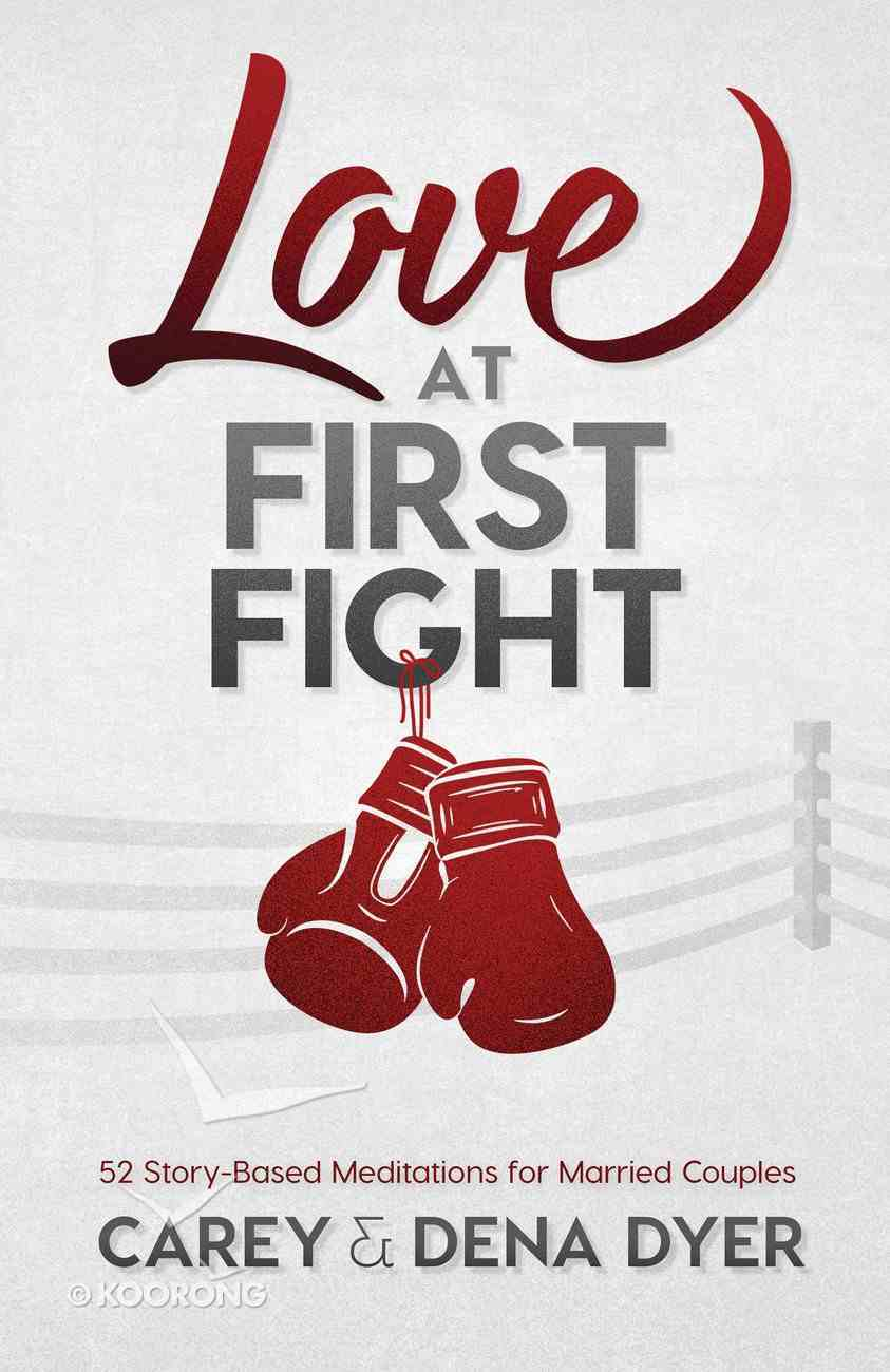 Love At First Fight eBook