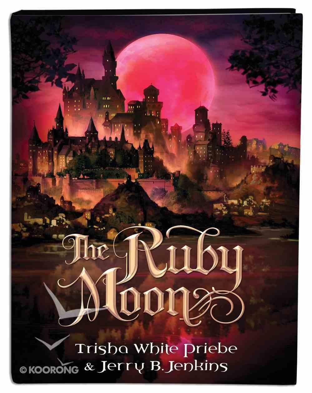 The Ruby Moon (#02 in Thirteen Series) eBook
