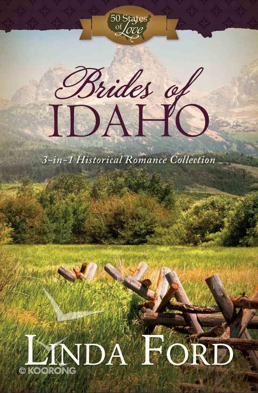Brides of Idaho eBook