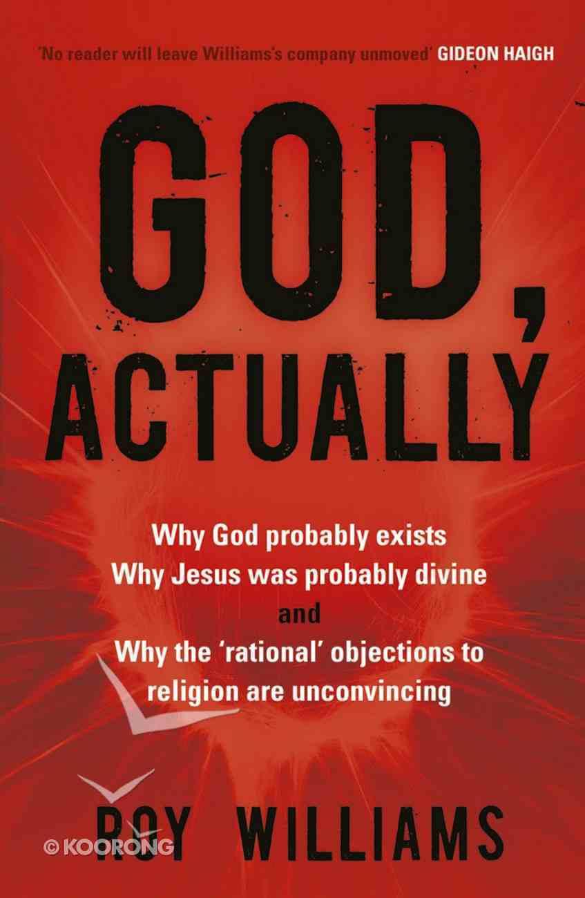 God, Actually eBook