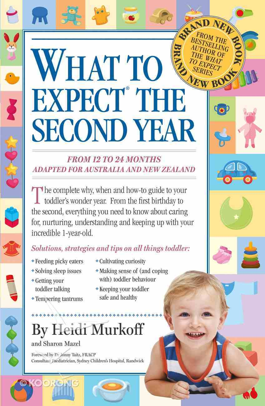 What to Expect the Second Year eBook