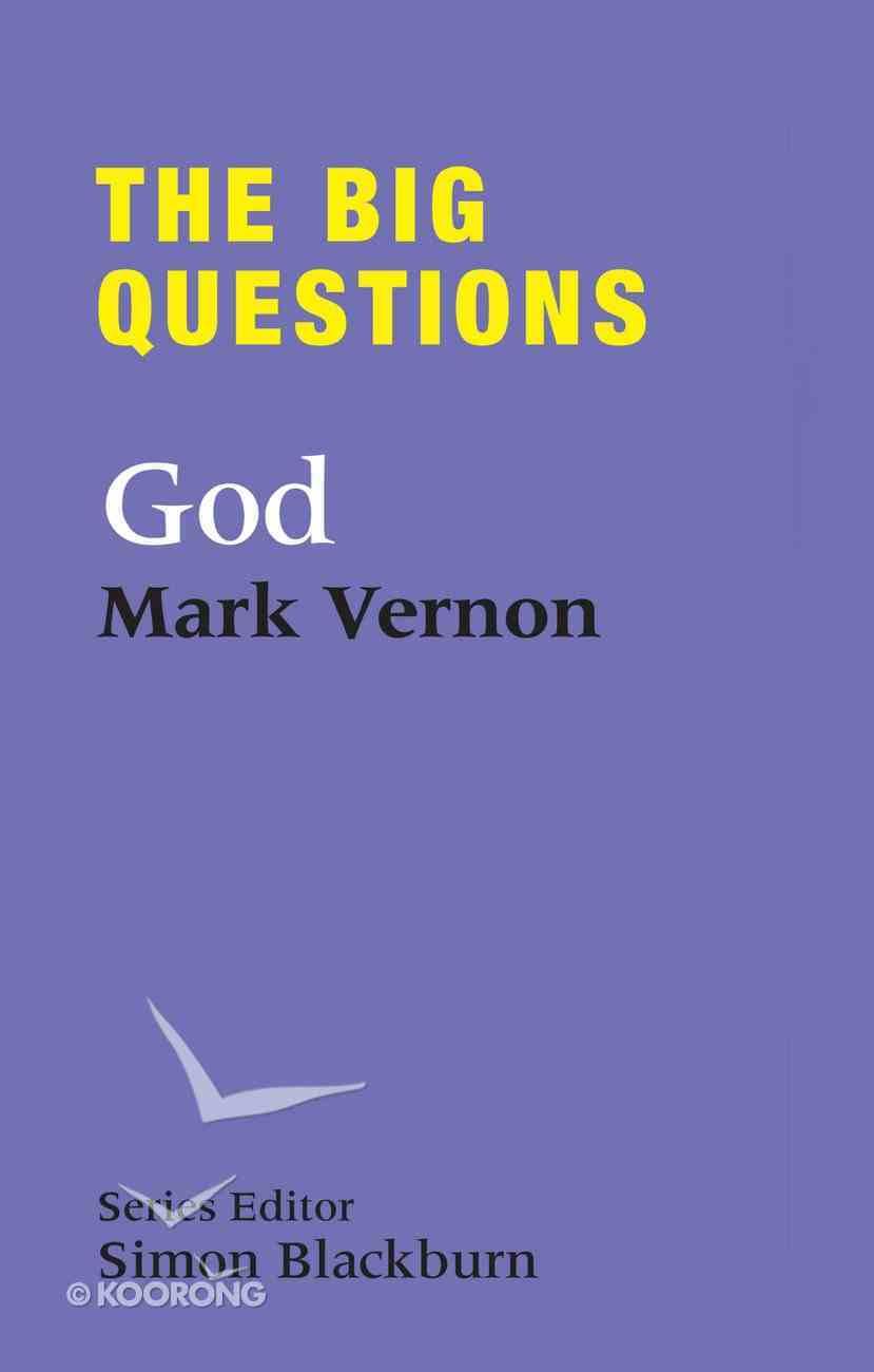Big Questions: The God eBook