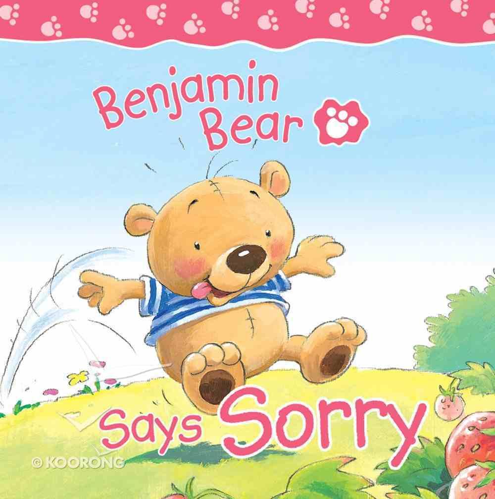 Benjamin Bear Says Sorry eBook