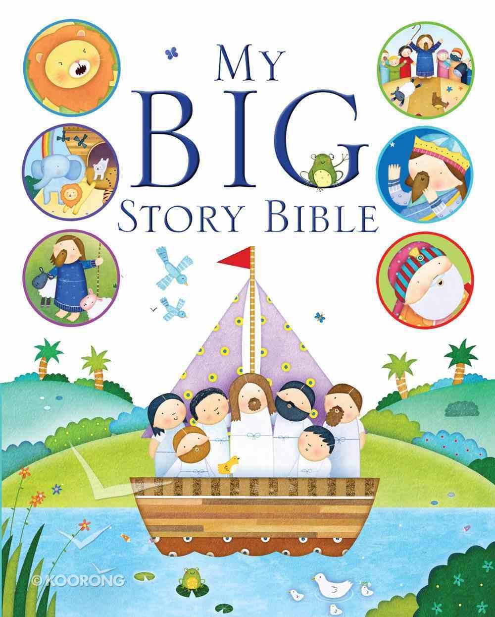 My Big Story Bible eBook